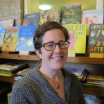 Carrie Knudsen, bookseller